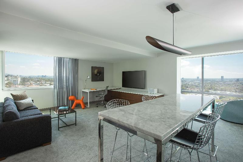 Room Andaz West Hollywood-a Concept By Hyatt