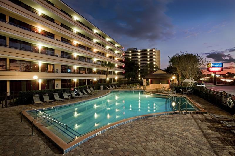 Pool Rosen Inn Pointe Orlando