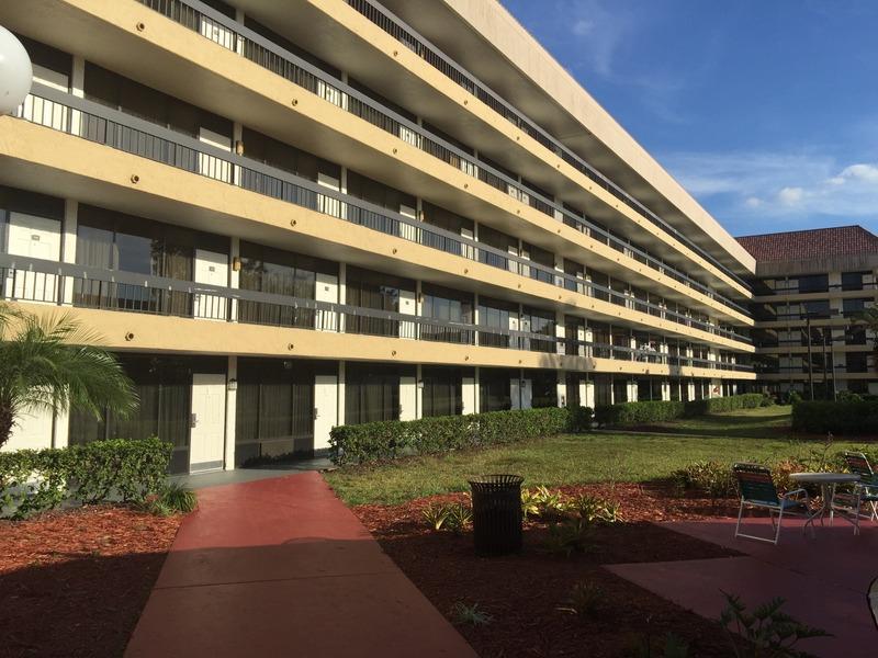 General view Orlando Metropolitan Resort