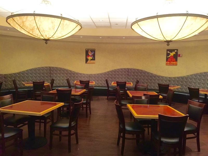 Restaurant Orlando Metropolitan Resort