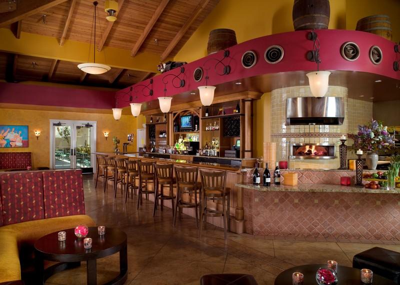General view The Lodge At Sonoma Renaissance Resort & Spa