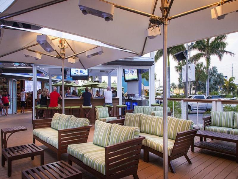Bar Guy Harvey Outpost, A Tradewinds Beach Resort
