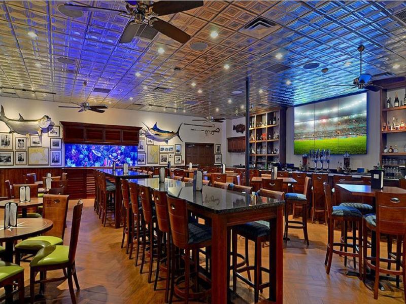 Restaurant Guy Harvey Outpost, A Tradewinds Beach Resort