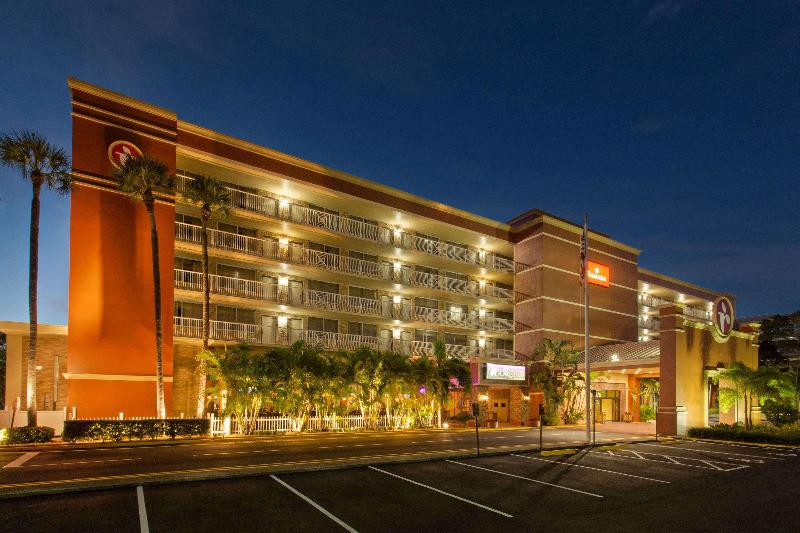 General view Ramada By Wyndham Tampa Airport Westshore