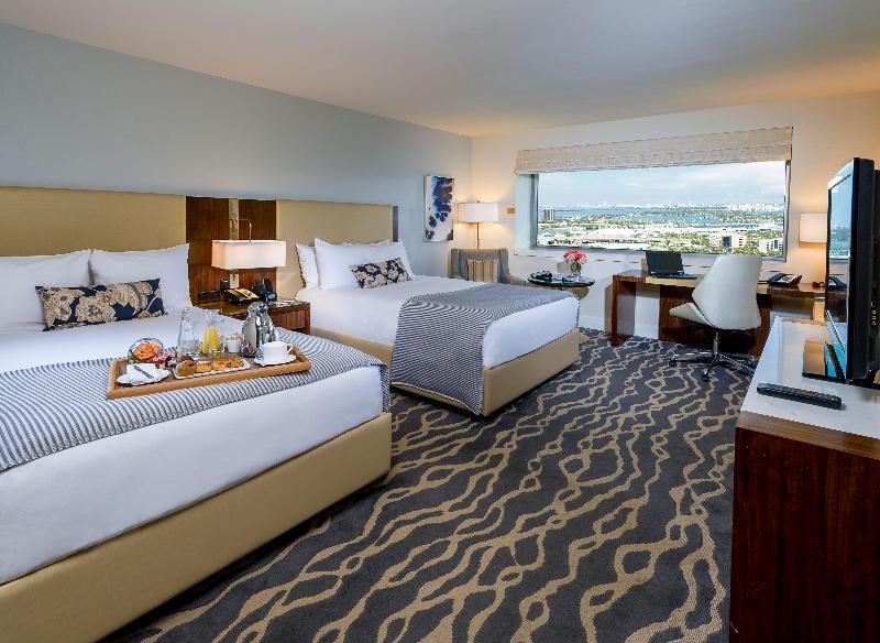 Room Intercontinental Miami