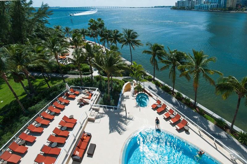 General view Mandarin Oriental Miami