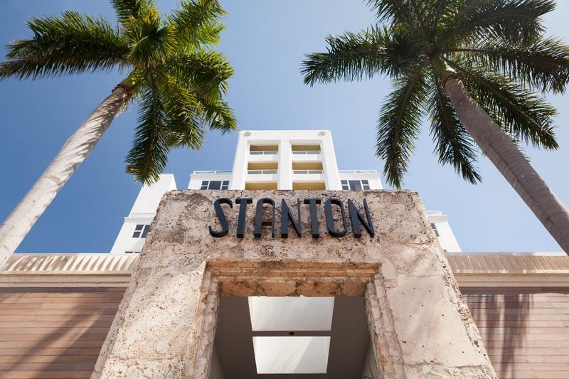 General view Marriott Stanton South Beach