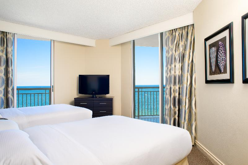 Room Doubletree Ocean Point Resort & Spa