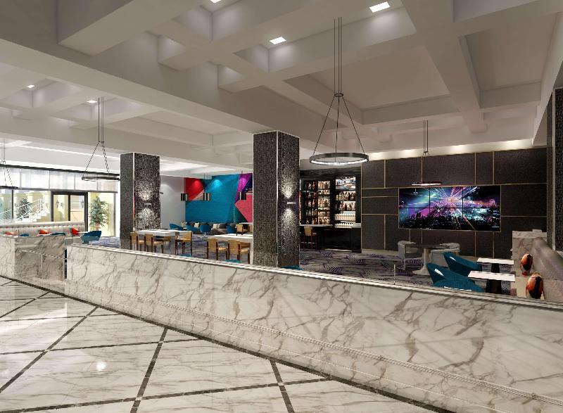 Bar Hilton Miami Downtown