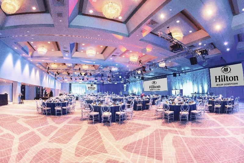 Restaurant Hilton Miami Downtown
