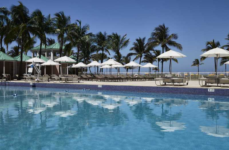 Pool Sea View Hotel