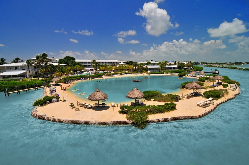 General view Hawk\'s Cay Resort