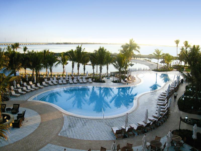 Pool Hawk\'s Cay Resort