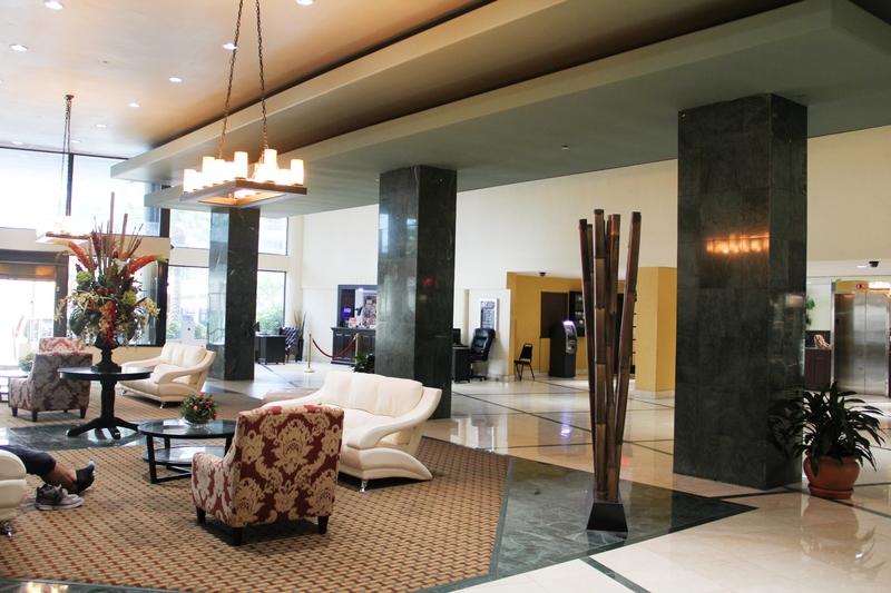 Lobby Casablanca On The Ocean East Tower