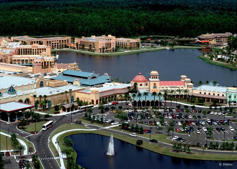 Hotel Disney Coronado Springs Resort Foto 15