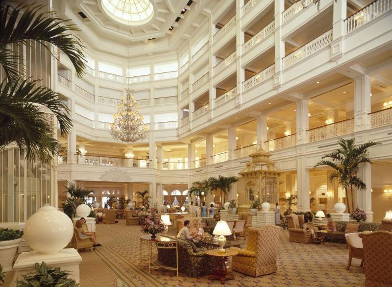 Hotel Disney Grand Floridian Resort & Spa Foto 11