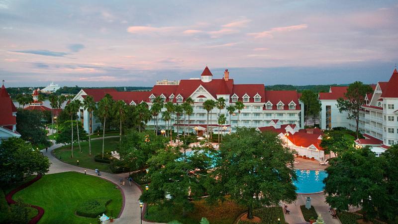 Hotel Disney Grand Floridian Resort & Spa Foto 16