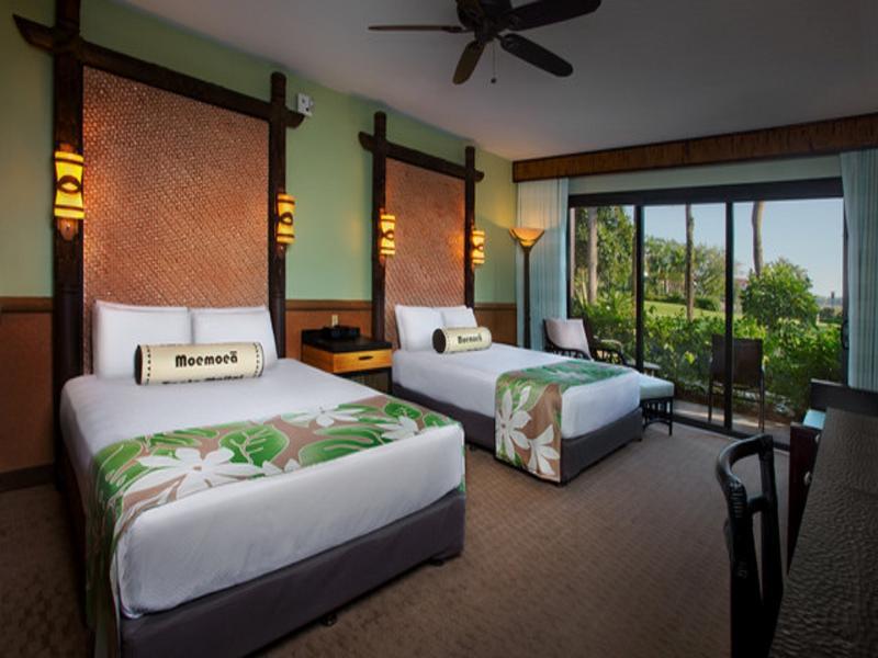 Hotel Disney Polynesian Village Resort Foto 9