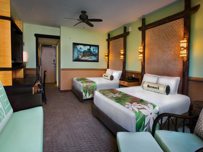Hotel Disney Polynesian Village Resort Foto 10