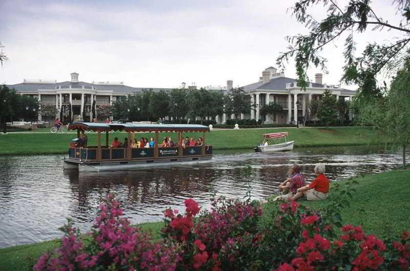 Hotel Disney Port Orleans Resort Riverside Foto 8