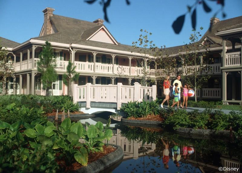 Hotel Disney Port Orleans Resort Riverside Foto 9