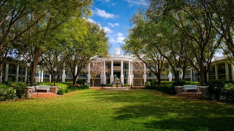 Hotel Disney Port Orleans Resort Riverside Foto 7