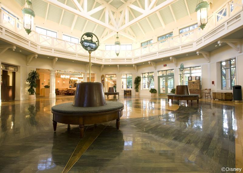 Hotel Disney Port Orleans Resort Riverside Foto 11