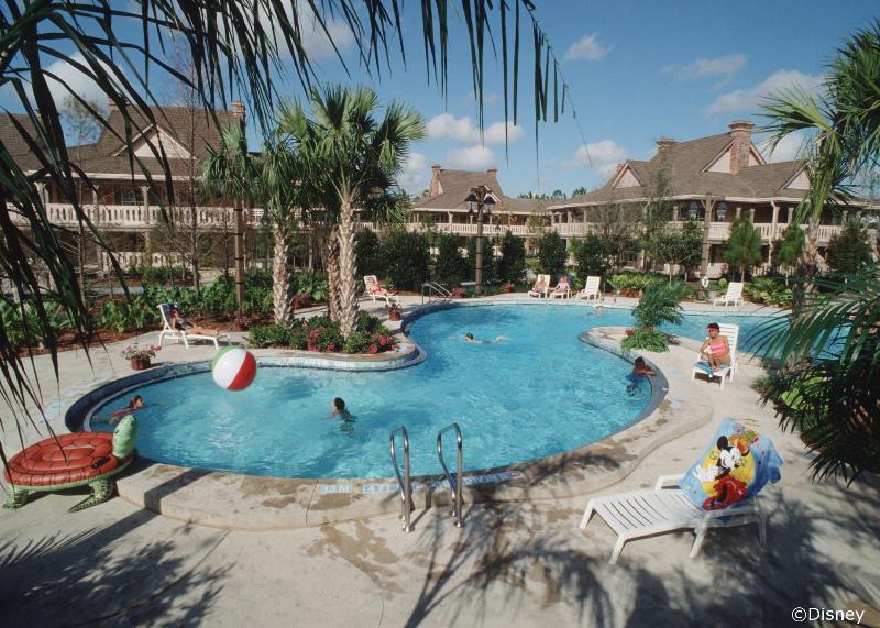 Hotel Disney Port Orleans Resort Riverside Foto 13