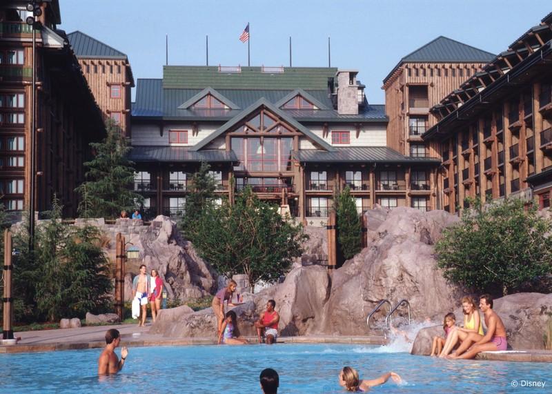 Hotel Disney Wilderness Lodge Foto 7