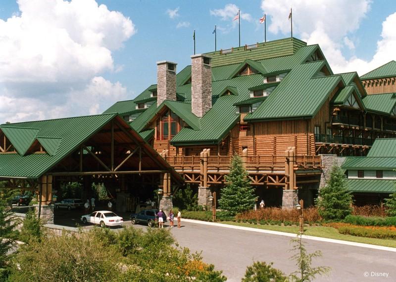 Hotel Disney Wilderness Lodge Foto 8