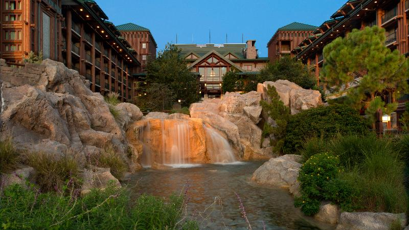 Hotel Disney Wilderness Lodge Foto 6