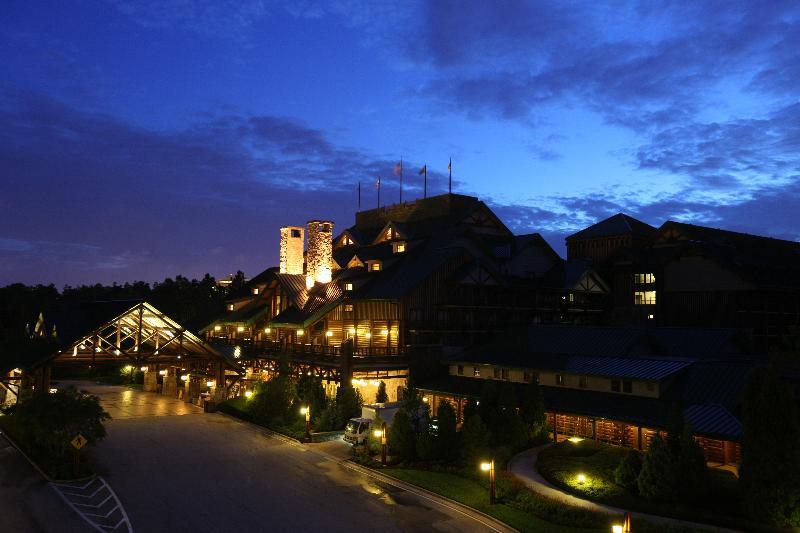Hotel Disney Wilderness Lodge Foto 9