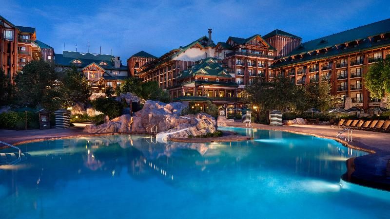 Hotel Disney Wilderness Lodge Foto 11