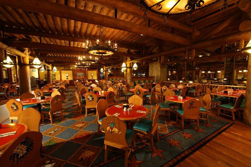 Hotel Disney Wilderness Lodge Foto 13