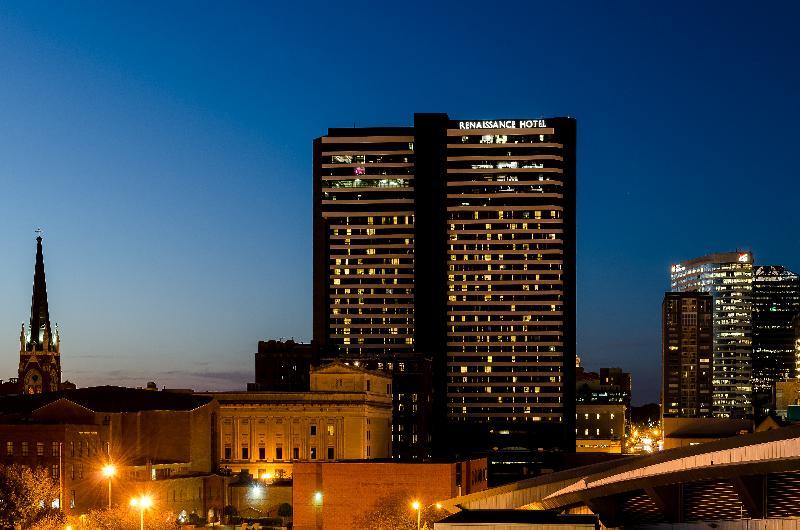 General view Renaissance Nashville Hotel