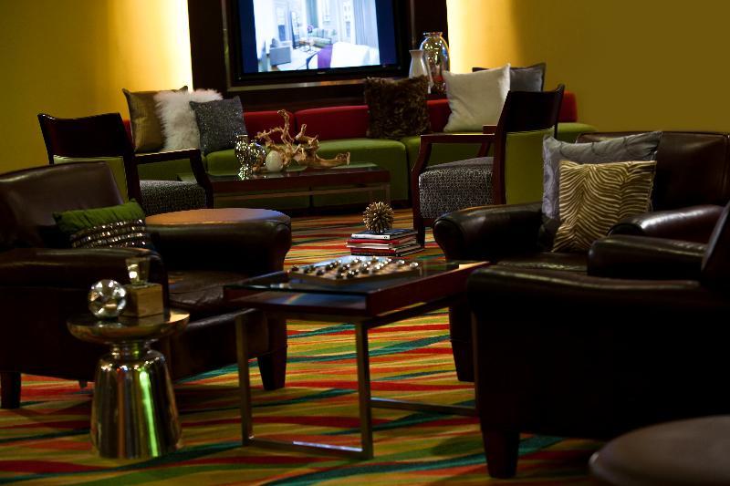Lobby Renaissance Nashville Hotel
