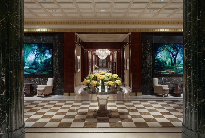 General view Jw Marriott Essex House New York