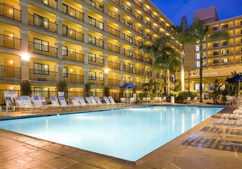Fairfield Inn Anaheim Disneyland Resort Foto 19