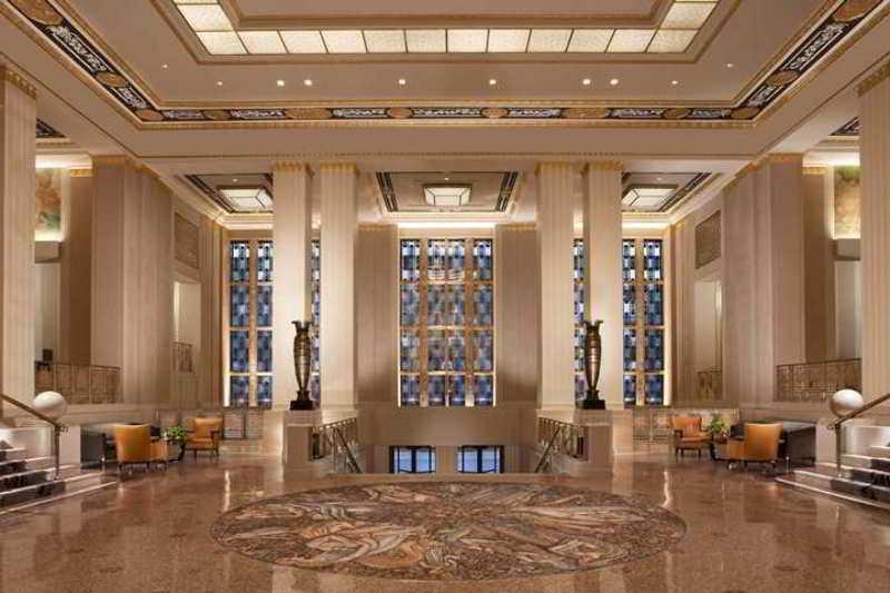 General view Waldorf Astoria