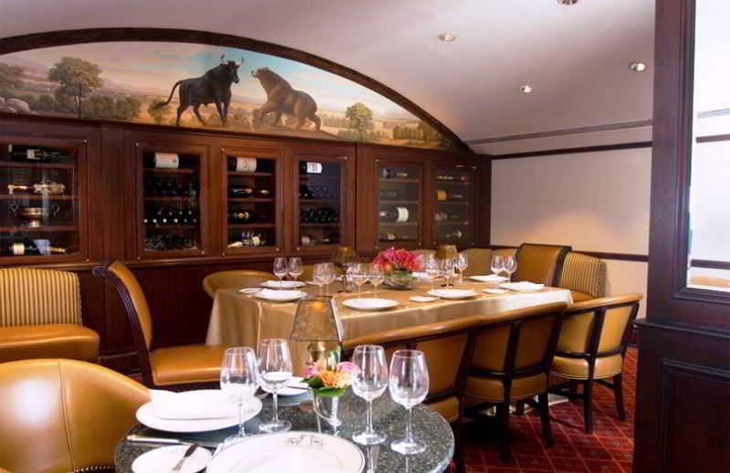Restaurant Waldorf Astoria