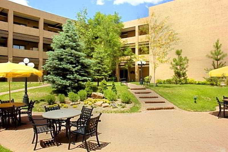 General view Courtyard Santa Fe