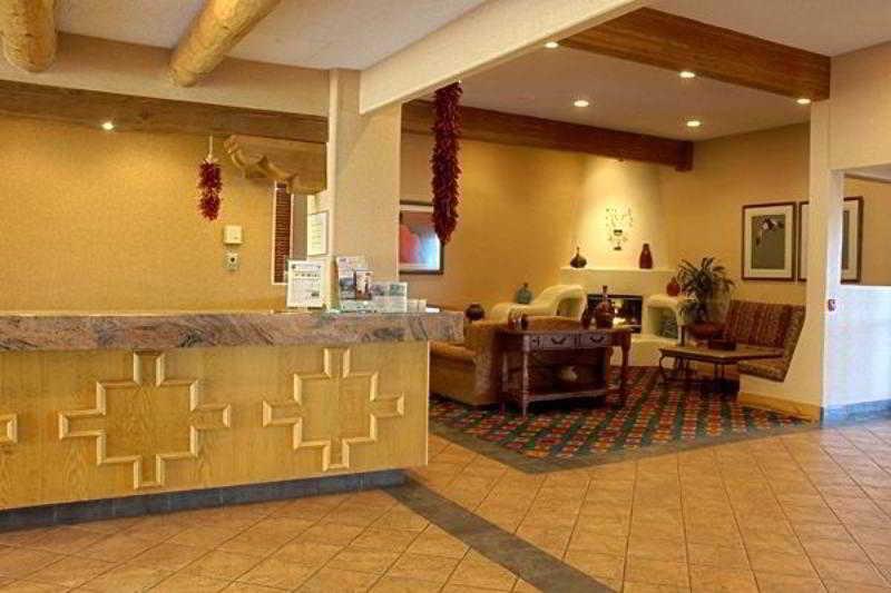 Lobby Courtyard Santa Fe