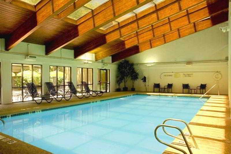 Pool Courtyard Santa Fe