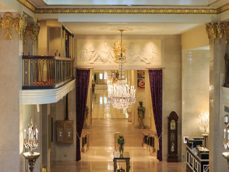 Lobby The Mayflower Hotel, Autograph Collection