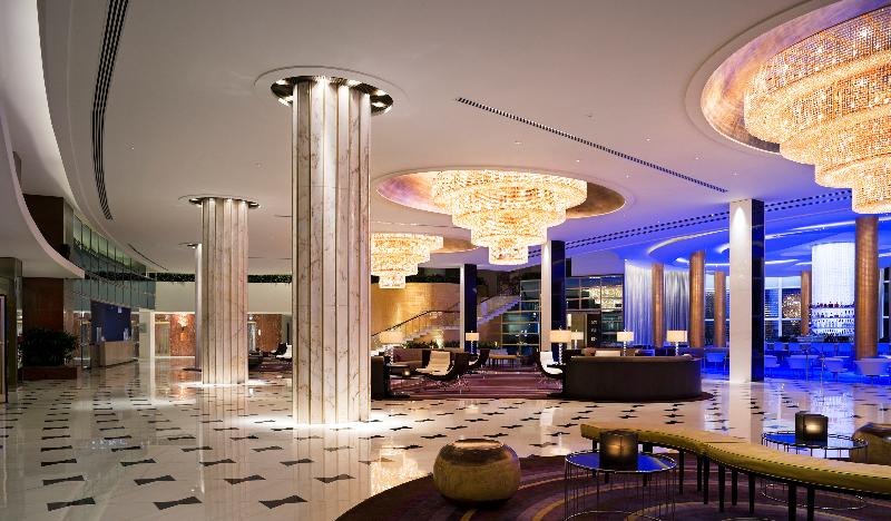 Lobby Fontainebleau Miami Beach