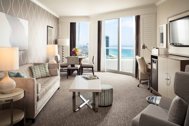 Room Fontainebleau Miami Beach