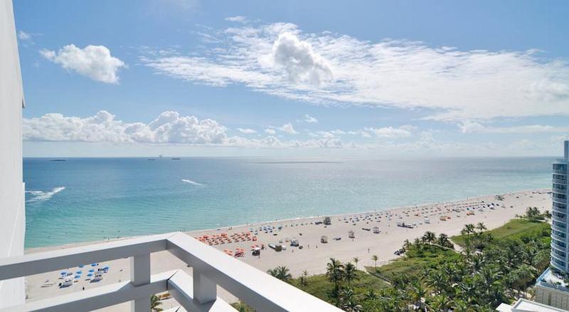 Beach Loews Miami Beach Hotel