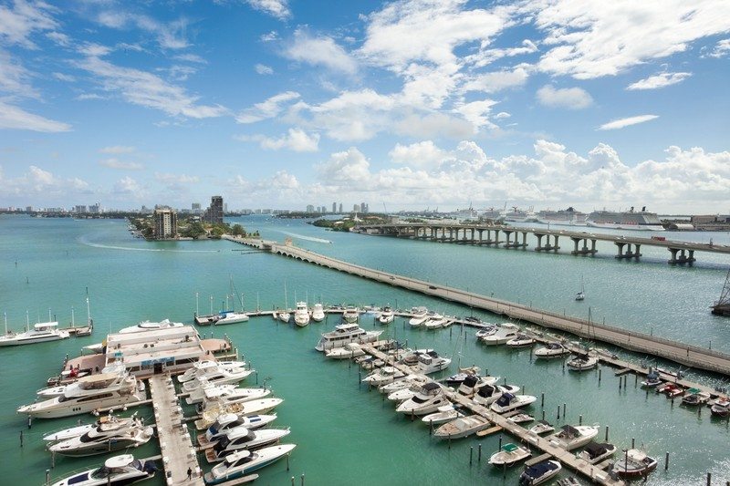 General view Miami Marriott Biscayne Bay