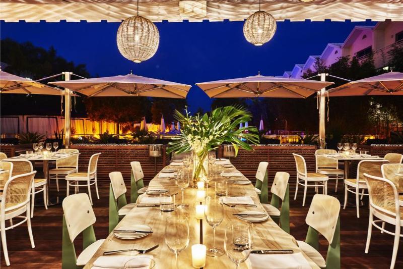 Restaurant Nautilus - A Sixty Hotel
