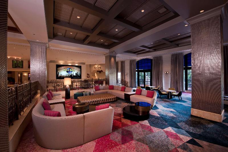 Hard Rock Hotel Universal Studios Orlando Foto 16